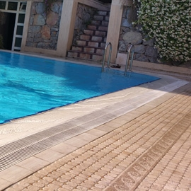 Pool Project Istanbul Turkey