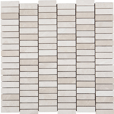 1.5x4.8 Ice Beige Shift Mosaic Mix Surface