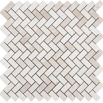 1.5x3.2 Ice Beige Herringbone Polished
