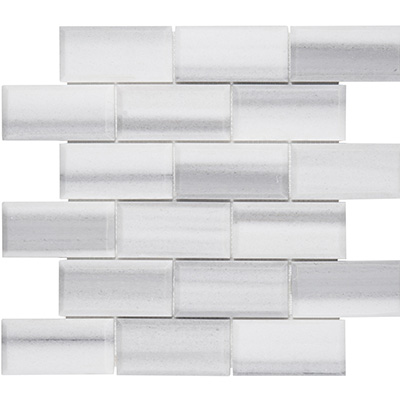 5x10 Skyfall Mosaic Bevel Edge Polished