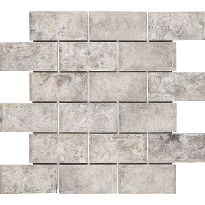 5x10 Aurelius Mosaic Bevel Edge Honed